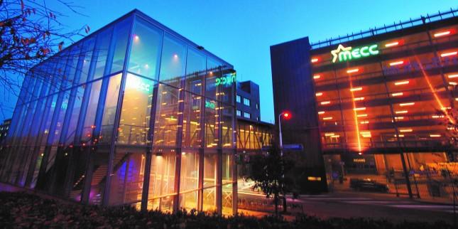 Medische congressen 2015 in het MECC (Internistendagen)